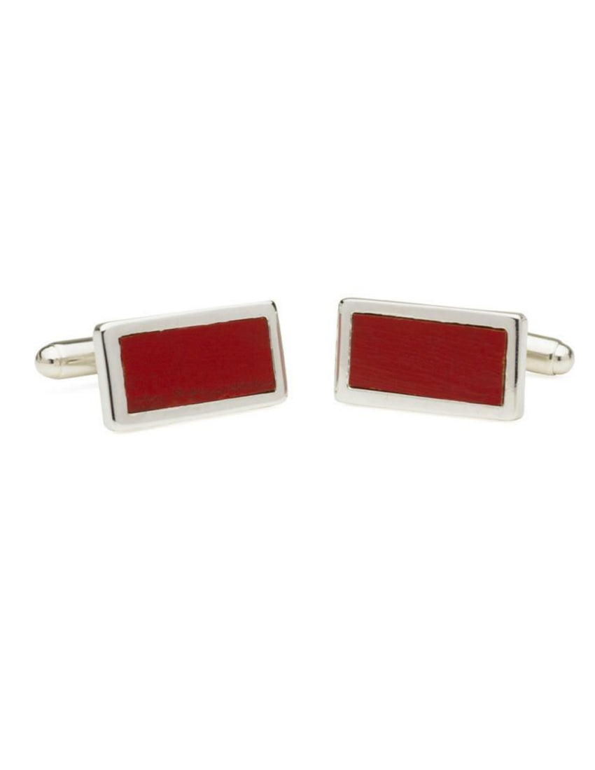 Chicago Stadium Seat Cufflinks