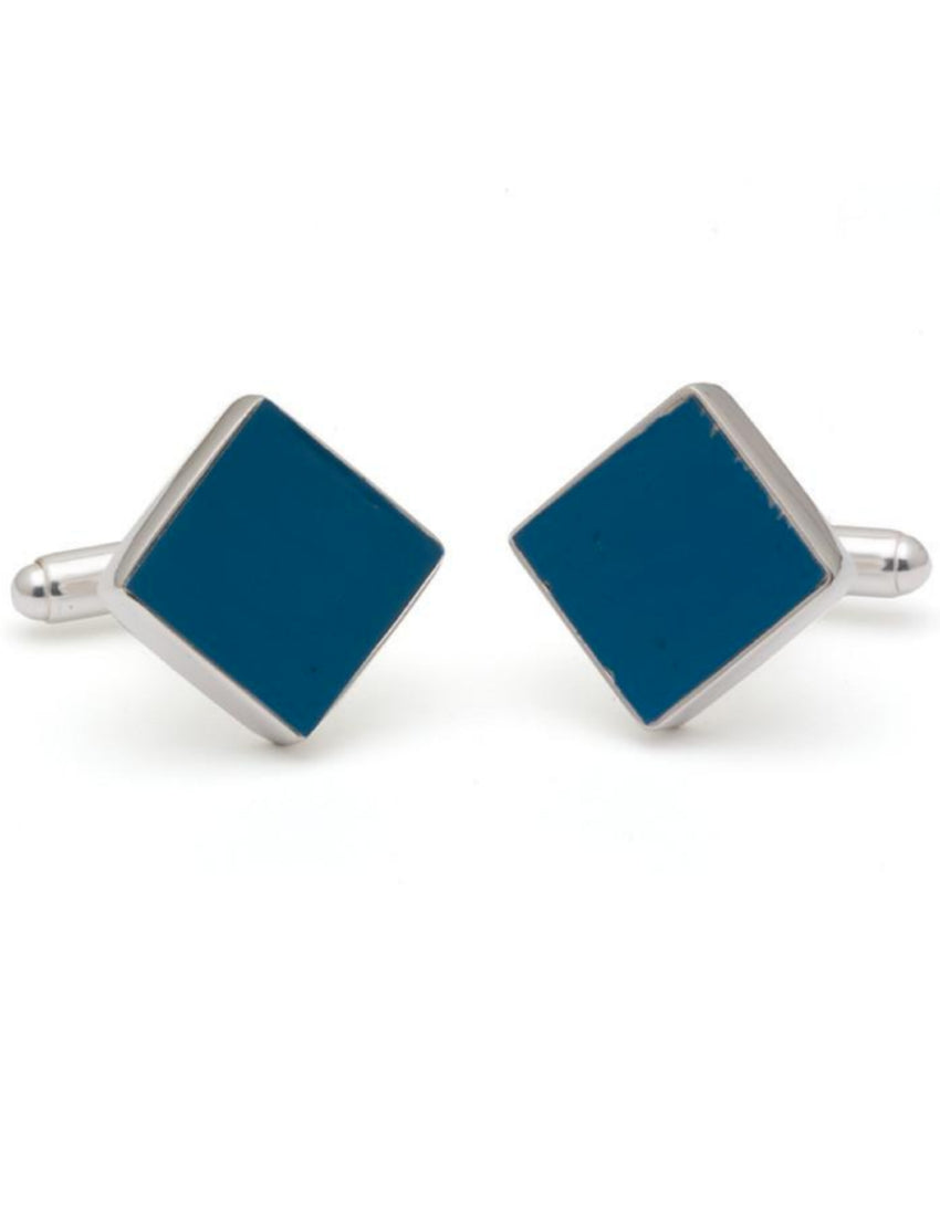 Dodger Stadium Seat Cufflinks