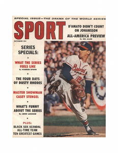 October 1959 Sport Cover
