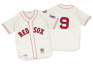 Boston Red Sox Authentic 1939 Ted Williams Jersey