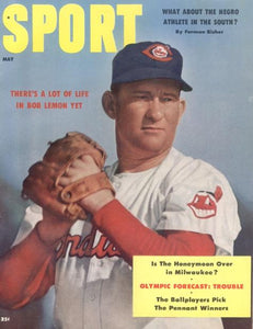 May 1956 Sport Cover