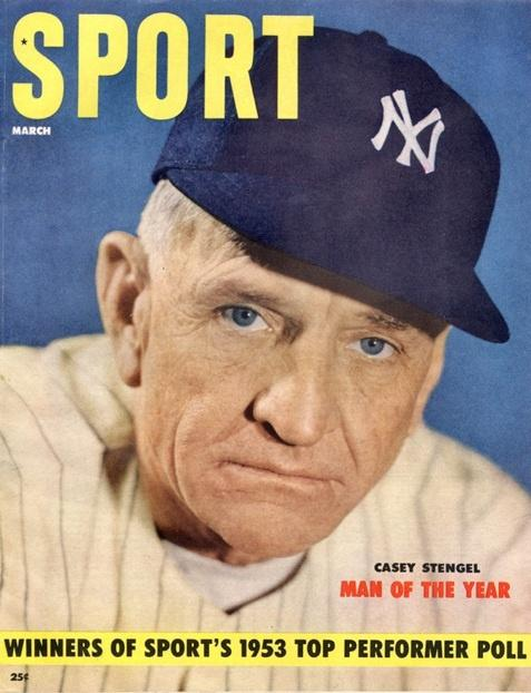 March 1954 Sport Cover