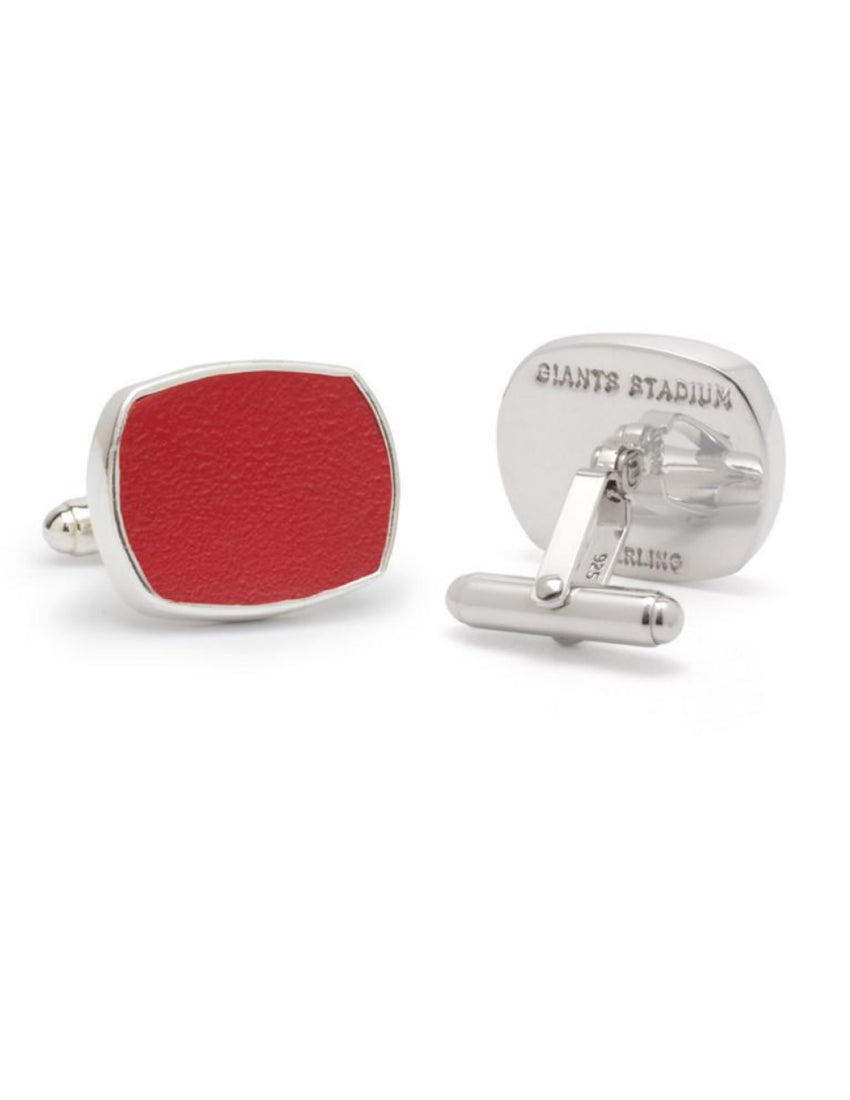 Giants Stadium Seat Cufflinks