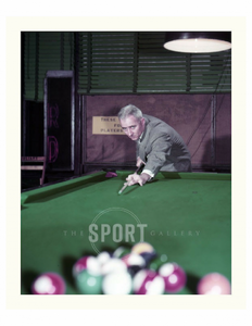 Maestro Mosconi, 1956 (Willie Mosconi)