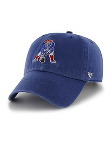New England Patriots Legacy Clean Up Hat