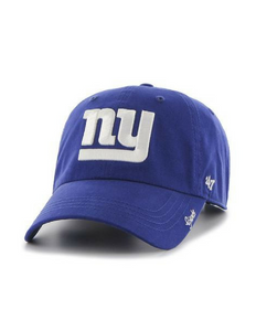 New York Giants Miata Clean Up Hat