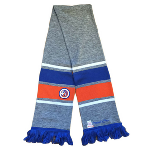 New York Islanders Athletic Grey Scarf