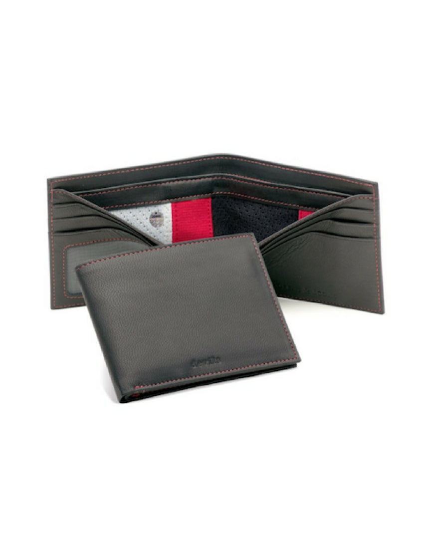 NHL Game-Used Uniform Wallet