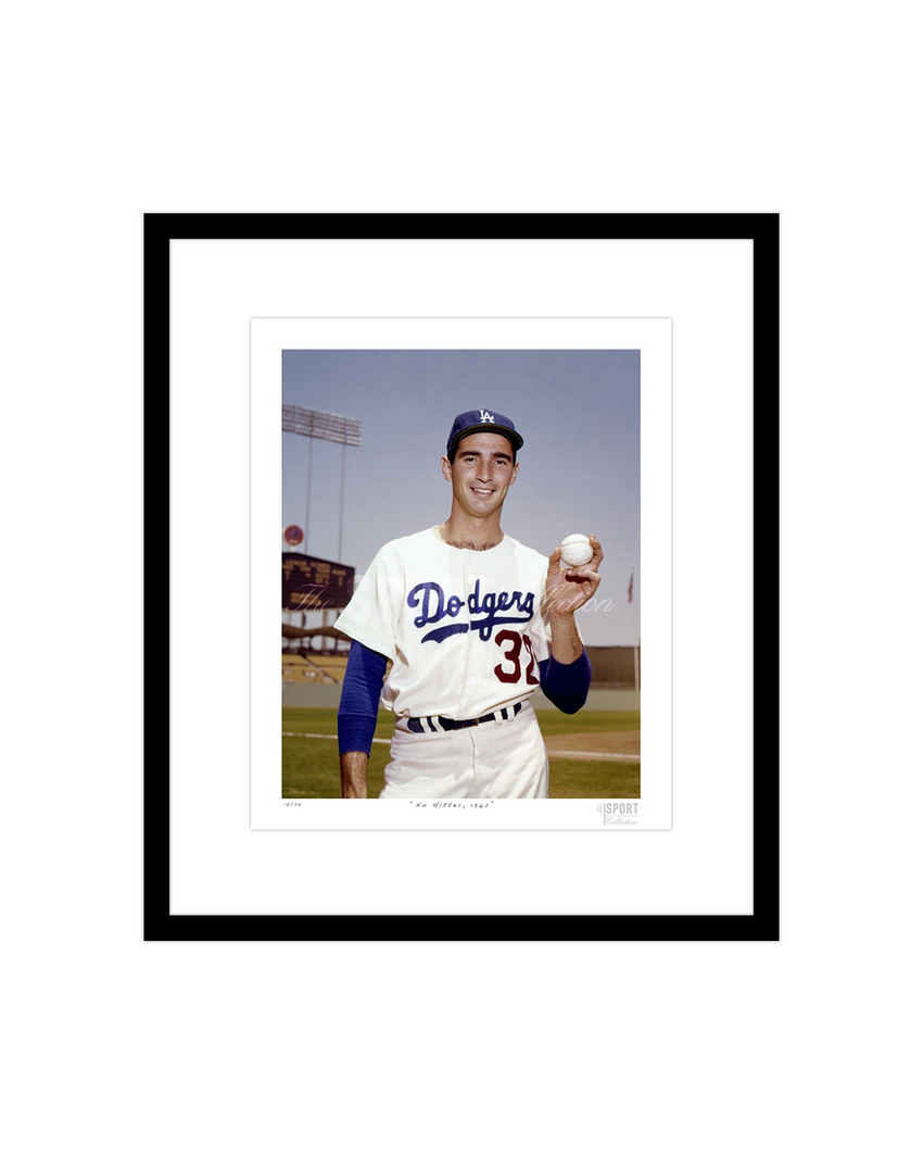 No Hitter, 1962 (Sandy Koufax)