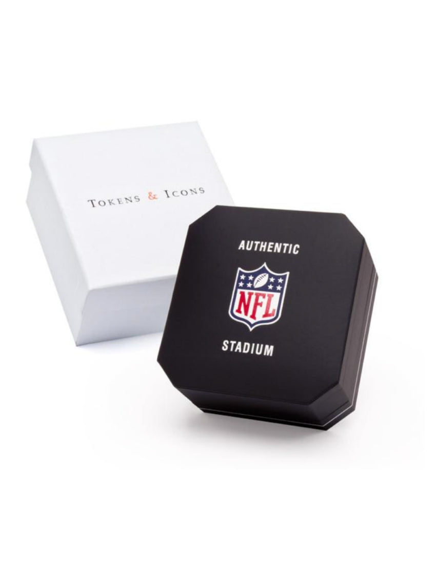 Orange Bowl Stadium Seat Cufflinks