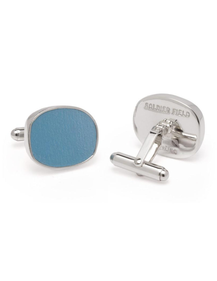 Soldier Field Seat Cufflinks