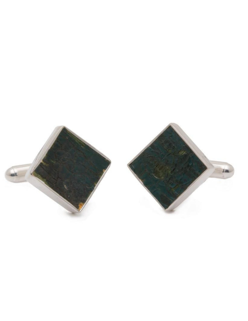 Tiger Stadium Seat Cufflinks