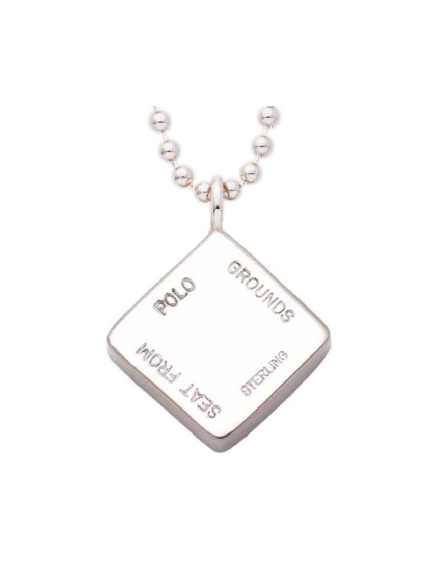 Polo Grounds Seat Pendant