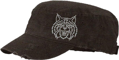Black Wilbur Cadet Hat