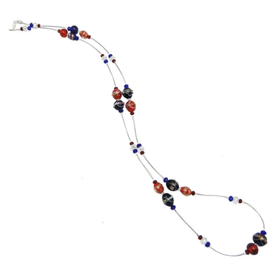 Artisan Beaded Necklace