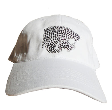 White Powercats Baseball Hat