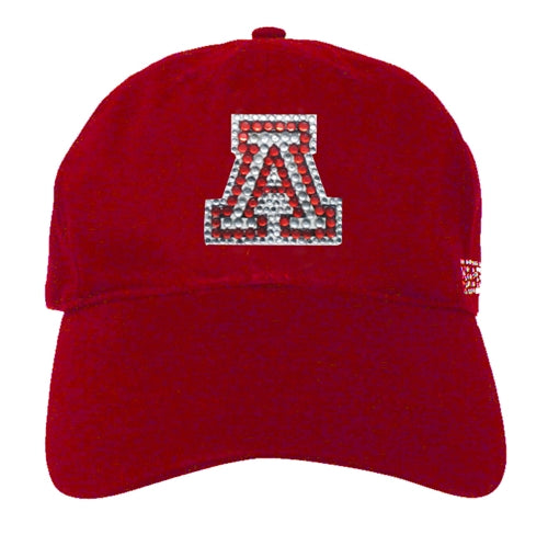 "University of Arizona Baseball Hat - Red with Logo ""A"""