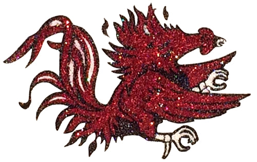 University of South Carolina Gamecock Sticker