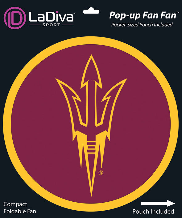 Arizona State University Pitchfork Fan