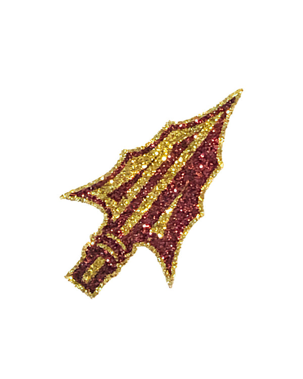 Florida State University Spear Glitter Tattoo 2-Pack