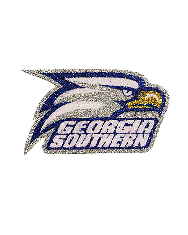 Georgia Southern University Eagle Glitter Tattoo 2-pack