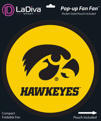 Iowa Hawkeyes Cheer Fan