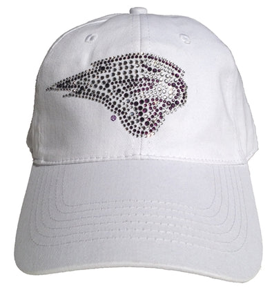 White Panther Baseball UNI Hat