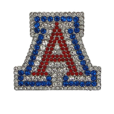 University of Arizona Pin - Crystal A Logo