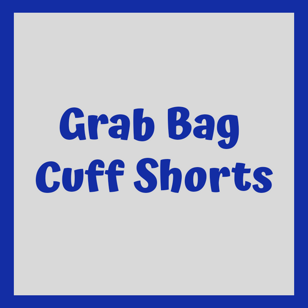 Grab Bag Cuff Shorties