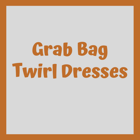 Grab Bag Twirly Dress