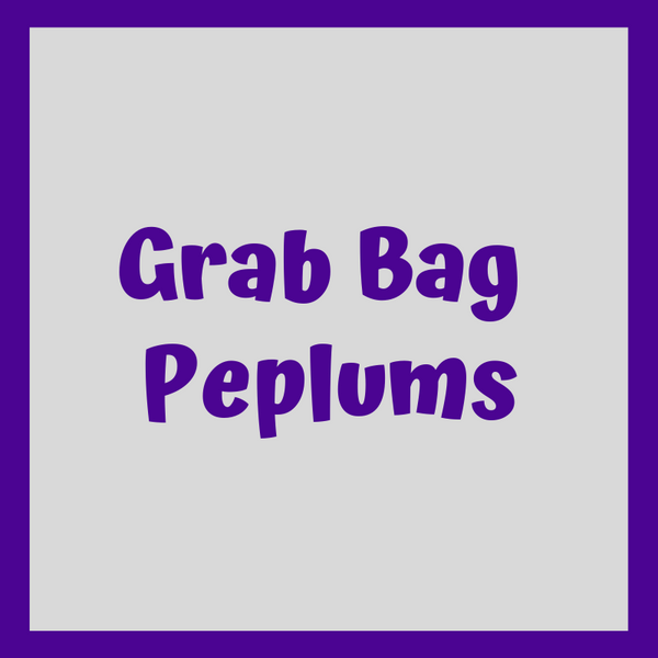 Grab Bag Peplums
