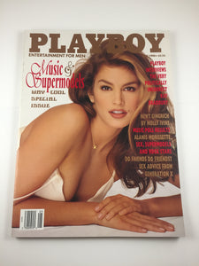 Vintage Playboy Magazine May 1996