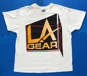 Vintage LA Gear Big Logo T-Shirt