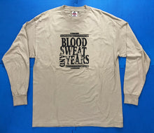 "Vintage JT Money ""Blood Sweat & Years"" Long Sleeve"