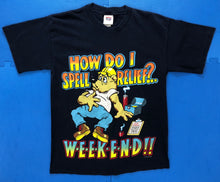 "Vintage Signal Artwear ""How Do I Spell Relief?"" T-Shirt"
