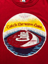 "Coca Cola ""Catch the Wave"" Vintage T-Shirt"