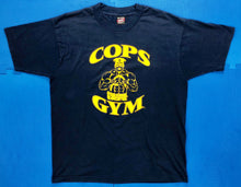 Vintage Cops Gym T-Shirt