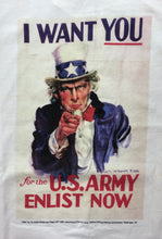 "Vintage ""I Want You..."" US Army T-Shirt"