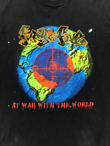 "Vintage Fury of Five ""At War With The World"" Long Sleeve"