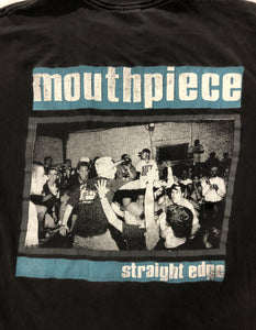 "Vintage Mouthpiece ""Straight Edge"" T-Shirt"