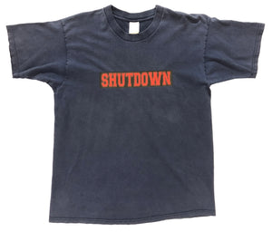 "Vintage Shutdown ""Brooklyn Hardcore"" T-Shirt"