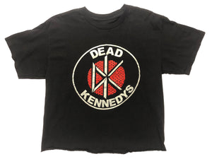 Vintage Dead Kennedys Cropped T-Shirt
