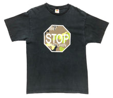 "Check Your Face ""Stop Snitchin"" T-Shirt"