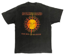 "Vintage Rollins Band ""Silence Sucks"" T-Shirt"