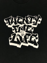 "Vintage 25 Ta Life ""Keepin It Real"" T-Shirt"