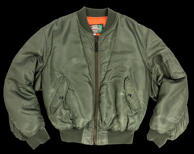 Vintage Carrera Flight Jacket