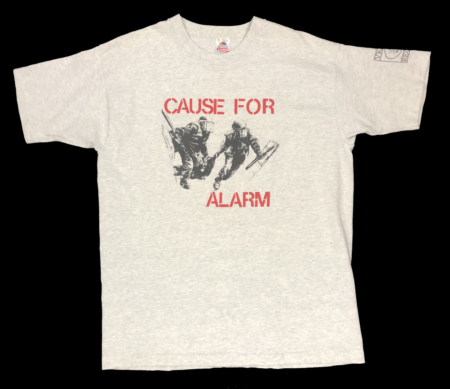 Vintage Cause For Alarm T-Shirt