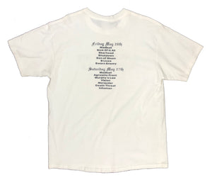 "Vintage ""Call On My Brothers"" Legal Defense Fund T-Shirt"