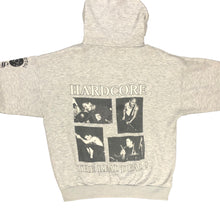 "Vintage Sick of it All ""The Real Deal"" Hooded Sweatshirt"