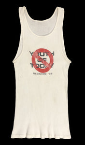 Vintage Youth Of Today Reunion Show Tank Top